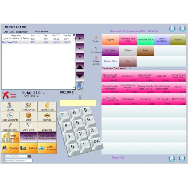 logiciel institut de beaut u00e9