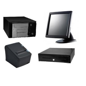 Pack caisse non tactile AC Log